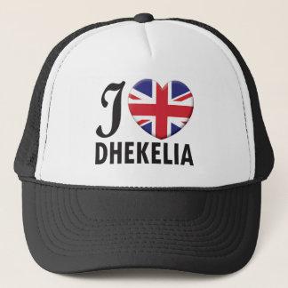 Casquette Amour de Dhekelia