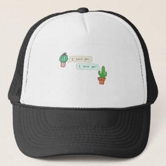 Casquette Amour épineux de cactus