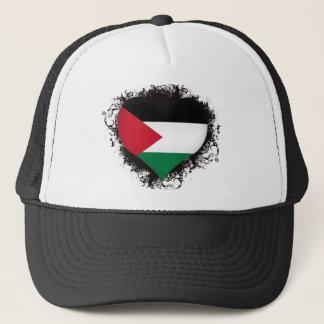 Casquette Amour Palestine du cru I