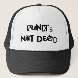 Casquette anarchie célèbre de message de la musique punk non
