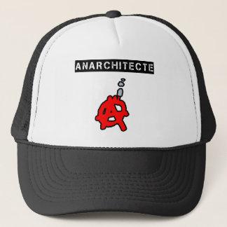 Casquette Anarchitecte - Jeux de Mots - Francois Ville
