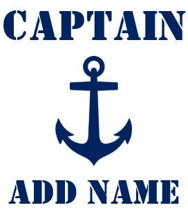 Casquettes Capitaine De Bateau Zazzle Fr
