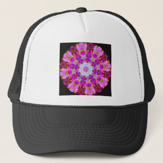 Casquette Anges roses