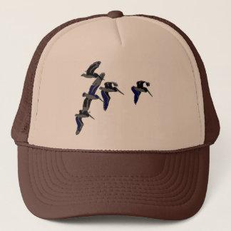 Casquette Animaux de faune d'oiseaux de pélican