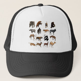 Casquette Animaux sauvages