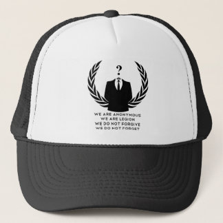 Casquette Anonymous
