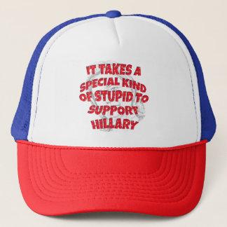 Casquette Anti-Hillary pour le Président Caps Hats