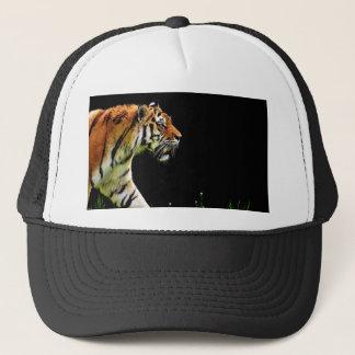 Casquette Approche de tigre - illustration d'animal sauvage