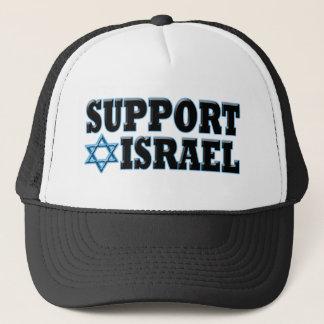 Casquette Appui Israël