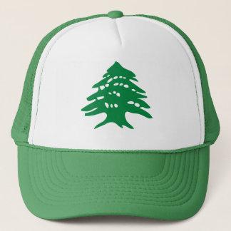 Casquette Arbre de cèdre vert du Liban