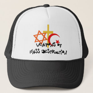 Casquette Armes de destruction massive