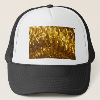 Casquette Art abstrait de plafond d'or