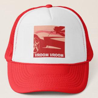 Casquette Art de bruit rouge Corvette