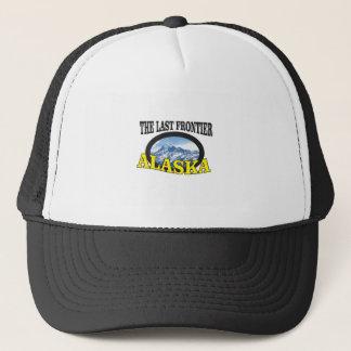 Casquette art de logo de l'Alaska