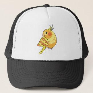 Casquette Art d'oiseau de Cockatiel
