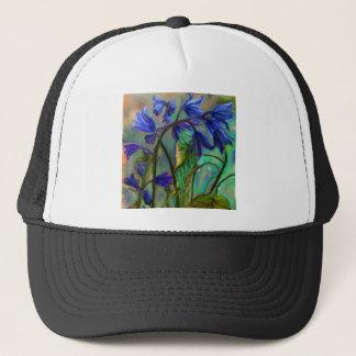 Casquette Art floral