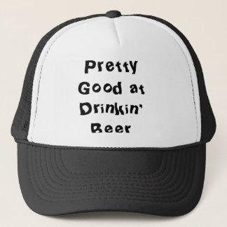 Casquette Assez bon à la bière de Drinkin