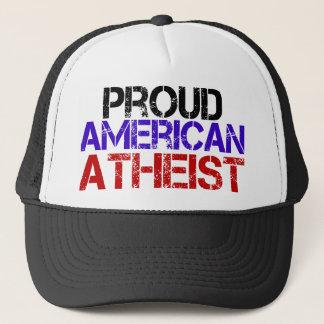 Casquette Athée américain fier
