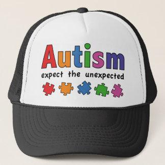 Casquette Autisme