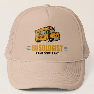 Casquette Autobus scolaire drôle