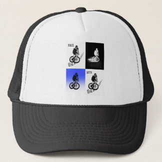 Casquette Autocollants de CYCLISTE du cycliste MTB BMX de
