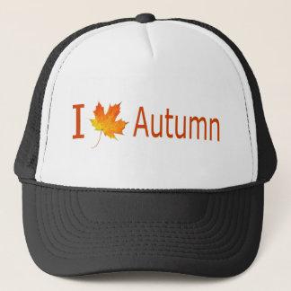 Casquette automne