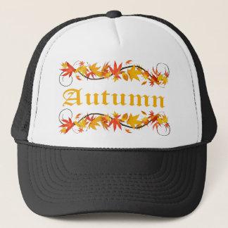 Casquette Autumn2
