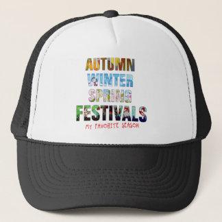 Casquette Autumn les hivers sauter festivals !