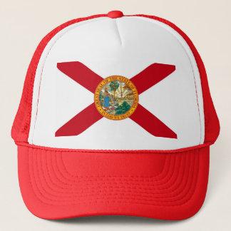 Casquette avec le drapeau de l'état de la Floride