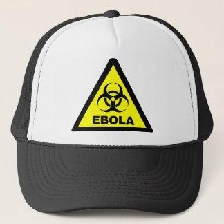 Casquette Avertissement d'Ebola
