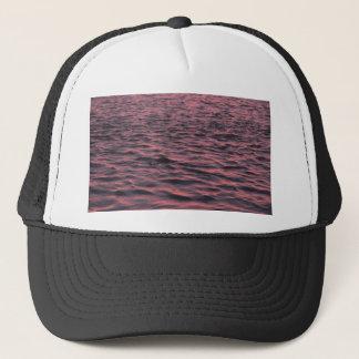 Casquette Baie rose