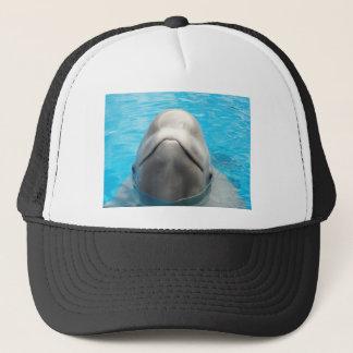 Casquette Baleine de beluga
