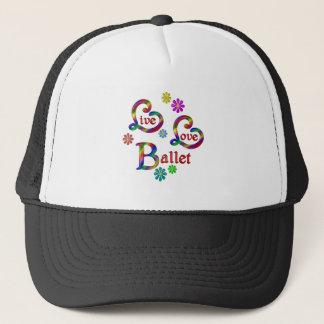 Casquette Ballet vivant d'amour
