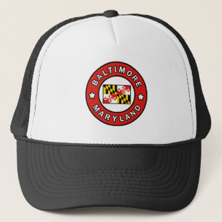 Casquette Baltimore le Maryland