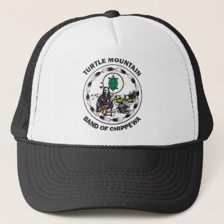 Casquette Bande de montagne de tortue de Chippewa