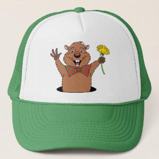Casquette Bande dessinée Groundhog