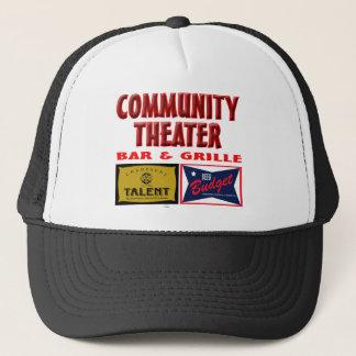 Casquette Bar et grill de théâtre de la Communauté
