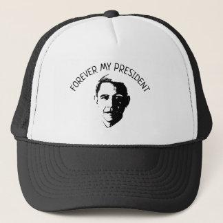 Casquette Barack Obama pour toujours mon Président Hat
