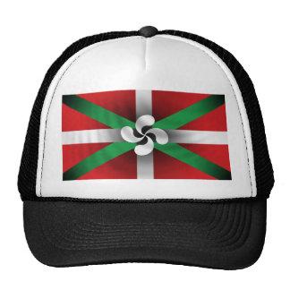 Casquette Basque de drapeau