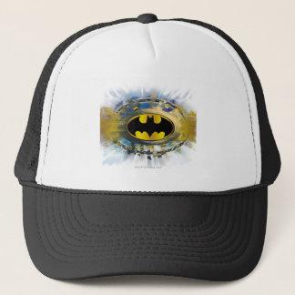 Casquette Batman a décoré le logo