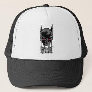 Casquette Batman avec l'incantation
