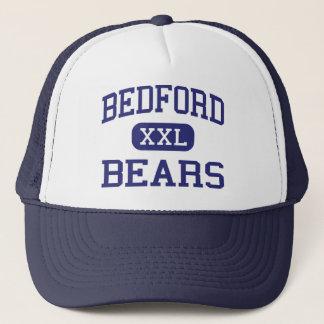 Casquette Bedford soutient Westport moyen le Connecticut