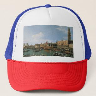 Casquette Bernardo Bellotto - jour d'ascension, Venise