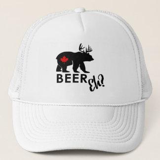 Casquette Bière du Canada hein ? itinéraire de phare de