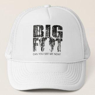 Casquette Bigfoot - pouvez-vous me voir maintenant ?