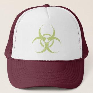 Casquette Biohazard - dist - vert