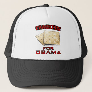 Casquette Biscuits pour Obama