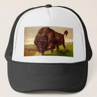 Casquette Bison américain