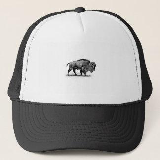 Casquette bison solitaire