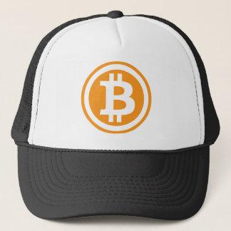 Casquette Bitcoin logo